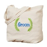 Groom (ferns) Tote Bag