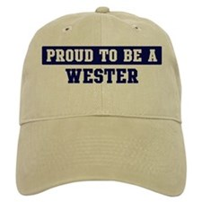 Proud to be Wester Cap