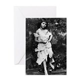 Alice Liddell Greeting Card