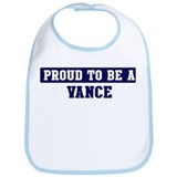 Proud to be Vance Bib