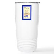 Scott Designs Ceramic Travel Mug