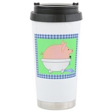 Scott Designs Hogwash! Ceramic Travel Mug
