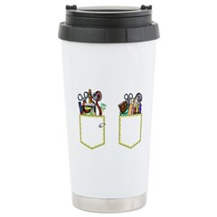 Scott Designs Ceramic Travel Mug