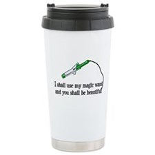 Beauty Shop Magic Ceramic Travel Mug