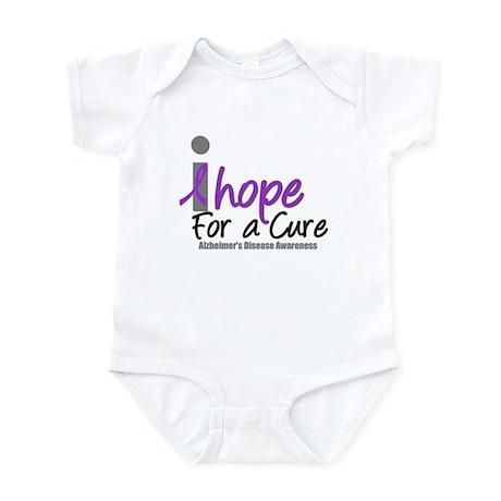 Alzheimer's Hope Infant Bodysuit