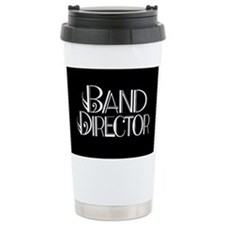 Classic Band Director Ceramic Travel Mug