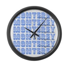 Monterey Large Wall Clock