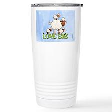 love ewe Ceramic Travel Mug