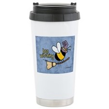 Bee witching Ceramic Travel Mug