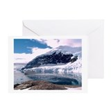 """Antarctica 2"" Greeting Card"