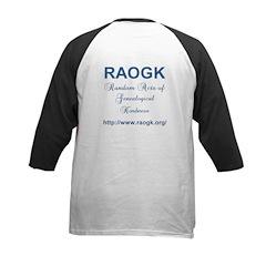 RAOGK Genealogy  Kids Baseball Jersey
