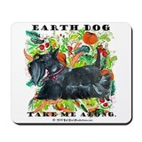 Eco Friendly Scottish Terrier Mousepad