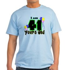 41st Birthday T-Shirt