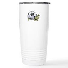 Soccerball Turtle Travel Mug