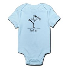 kick it! Infant Bodysuit