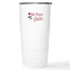 air force grandma Travel Mug