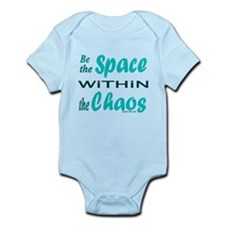 BE THE SPACE WITHIN THE CHAOS Onesie