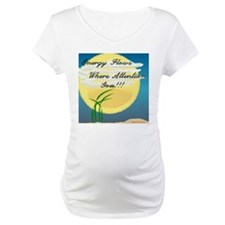 Energy Flows Where Attention Shirt