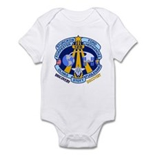 Discovery STS 128 Infant Bodysuit