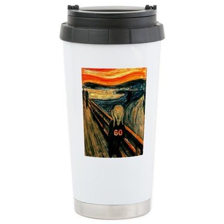 Scream 60th Ceramic Travel Mug