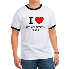I love MY MOUNTAIN FEIST T