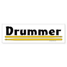 Drummer Bumper Stickers