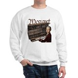 mozart synth Sweatshirt