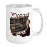 mozart synth Mug