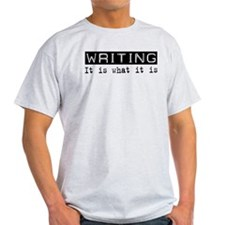 Writing Is T-Shirt