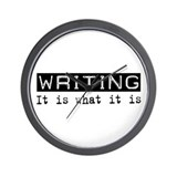 Writing Is Wall Clock