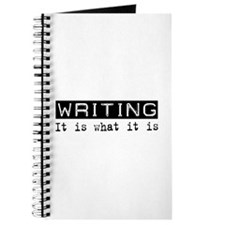 Writing Is Journal