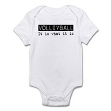 Volleyball Is Infant Bodysuit