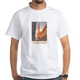Assisi Travel Poster Shirt