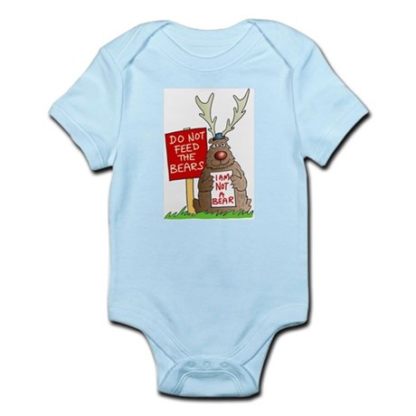 Do Not Feed the Bears Infant Bodysuit