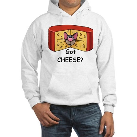 Got Cheese? Hooded Sweatshirt