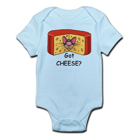 Got Cheese? Infant Bodysuit