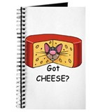 Got Cheese? Journal