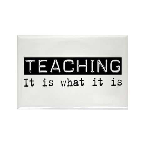 Teaching Is Rectangle Magnet (10 pack)