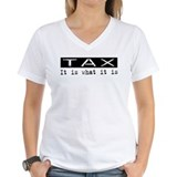 Tax Is Shirt