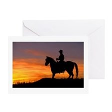 Greeting Card- Greetings from the ranch