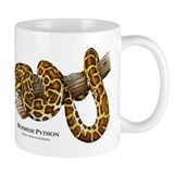 Burmese Python Small Mug