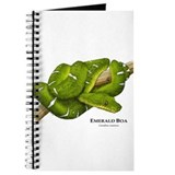 Emerald or Green Tree Boa Journal