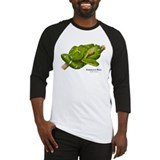 Emerald or Green Tree Boa Baseball Jersey