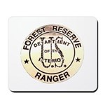 Forest Reserve Mousepad