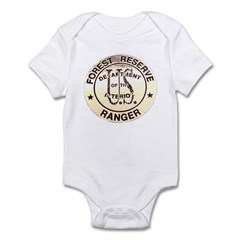 Forest Reserve Infant Bodysuit