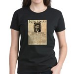 Emmett Dalton Women's Dark T-Shirt