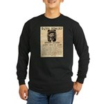 Emmett Dalton Long Sleeve Dark T-Shirt