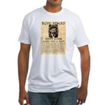 Emmett Dalton Fitted T-Shirt
