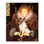 Queen/Fox Terrier (#S4) Small Poster