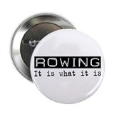 "Rowing Is 2.25"" Button (100 pack)"